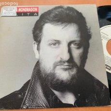 Disques de vinyle: ORQUESTA MONDRAGON (LOLITA) SINGLE 1989 ESPAÑA PROMO (EPI22). Lote 250217200