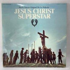 Dischi in vinile: LP - VINILO BSO DE LA PELÍCULA JESÚS CHRIST SUPERSTAR - DOBLE LP - ENCARTE - ESPAÑA - AÑO 1974. Lote 250221785