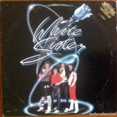 Discos de vinilo: WHITE SISTER. Lote 250222360