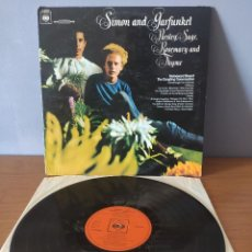 Disques de vinyle: SIMON AND GARFUNKEL - PARSLEY, SAGE, ROSEMARY AND THYME. Lote 250225880