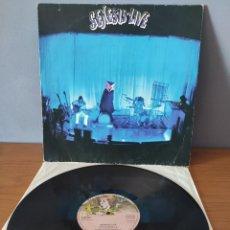 Disques de vinyle: GENESIS - LIVE. Lote 250235125