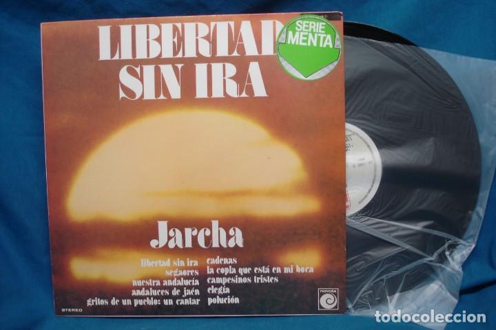 JARCHA - LIBERTAD SIN IRA - NOVOLA 1983 + REGALO (Música - Discos - LP Vinilo - Grupos Españoles de los 70 y 80)