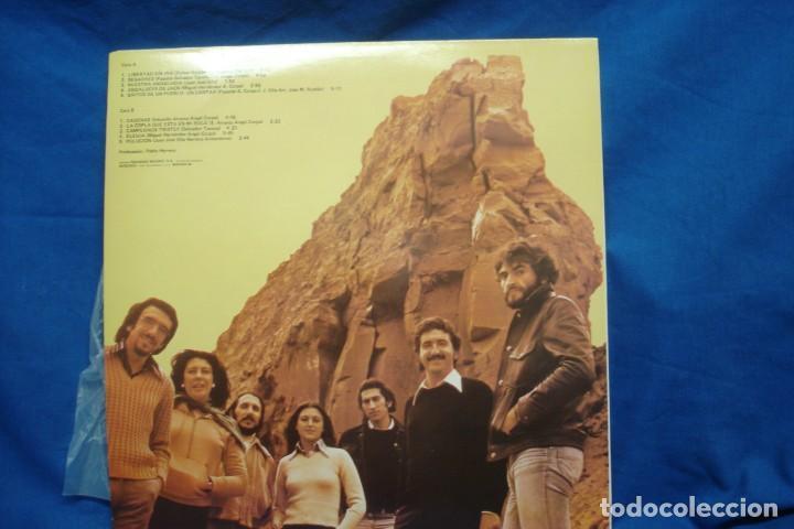 Discos de vinilo: JARCHA - LIBERTAD SIN IRA - NOVOLA 1983 + REGALO - Foto 2 - 250250715