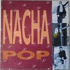 Discos de vinilo: NACHA POP...NACHA POP. (DRO 1989)  SPAIN.. Lote 250263455