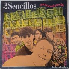 Discos de vinilo: LOS SENCILLOS...ENCASADENADIE.(ARIOLA  1992) SPAIN.. Lote 250264175
