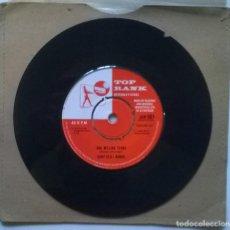 Discos de vinilo: GARY (U.S.) BONDS. SCHOOL IS OUT/ ONE MILLION TEARS. TOP RANK, UK 1961 SINGLE. Lote 250266650