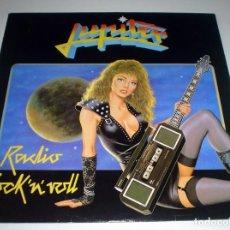 Discos de vinilo: LP JÚPITER - RADIO ROCK´N´ROLL. Lote 227033260