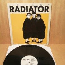 Discos de vinilo: JOHNNY RADIATOR. VAN COMO LOCOS. ( ASTURIAS ) AÑO 1993. PRODUCIDO PACO LOCO.. Lote 250312590