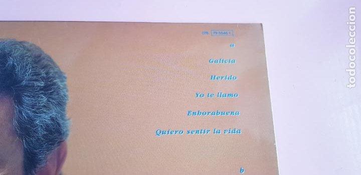 Discos de vinilo: LP-JUAN PARDO-UNO ESTÁ SOLO-1990-VER FOTOS - Foto 7 - 250313735