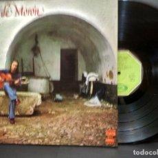 Discos de vinilo: DIEGO DE MORON -POKORA- ROCK PROGRESIVO Y FLAMENCO CON GRUPOS TRIANA Y GRANADA-MOVIEPLAY 77 PEPETO. Lote 250349480