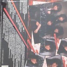 Discos de vinilo: LOUDNESS HURRICANE EYES HEAVY JAPONES. Lote 251007910