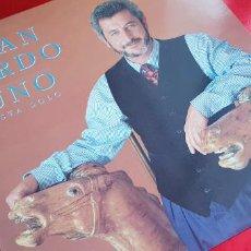 Discos de vinilo: LP-JUAN PARDO-UNO ESTÁ SOLO-1990-VER FOTOS. Lote 250313735