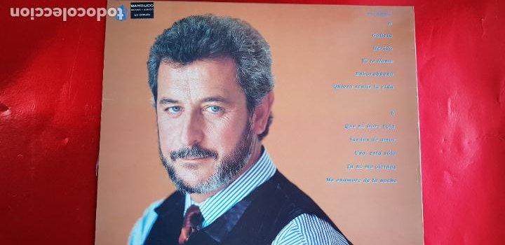 Discos de vinilo: LP-JUAN PARDO-UNO ESTÁ SOLO-1990-VER FOTOS - Foto 5 - 250313735