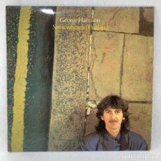 Discos de vinil: LP - VINILO GEORGE HARRISON – SOMEWHERE IN ENGLAND - ESPAÑA - AÑO 1981. Lote 251053995