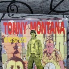 Discos de vinilo: TONY MONTANA - YO NO SOY LOCO. Lote 251055095