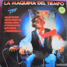 Dischi in vinile: LP - LA MAQUINA DEL TIEMPO - VARIOS (DOBLE DISCO, SPAIN, BLANCO Y NEGRO MUSIC 1993). Lote 251059225