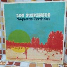 Discos de vinilo: LOS SUSPENSOS–MAQUETAS PERDIDAS. LP VINILO NUEVO PRECINTADO. BANDA POP DE CULTO. Lote 251061750