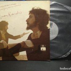 Discos de vinilo: JUAN PARDO CONVERSACIONES CONMIGO MISMO LP 1974 ARIOLA GATEFOLD PEPETO. Lote 251079895