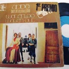 Discos de vinil: ABBA-SINGLE WATERLOO. Lote 251094395