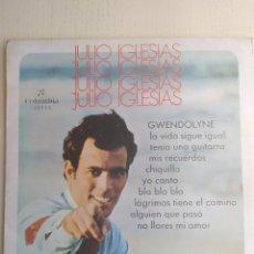 "Discos de vinilo: LP 10"" JULIO IGLESIAS. Lote 251123025"