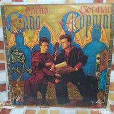 Discos de vinilo: NACHO CANOYGERMÁN COPPINI -DAME UN CHUPITO DE AMOR. MAXI VINILO 1986. ARIOLA EURODISC S.A.. Lote 251126905
