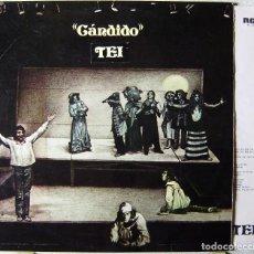 Discos de vinilo: TEI.CANDIDO DE VOLTAIRE..EX...VICTOR MANUEL-M.DIAZ-PEDRO RUY BLAS..PRODUCIDO POR M.RIOS DIFICIL. Lote 251142330