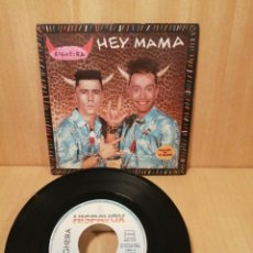 Discos de vinilo: RIGHEIRA. HEY MAMA. LA BIONDA. Lote 251150870