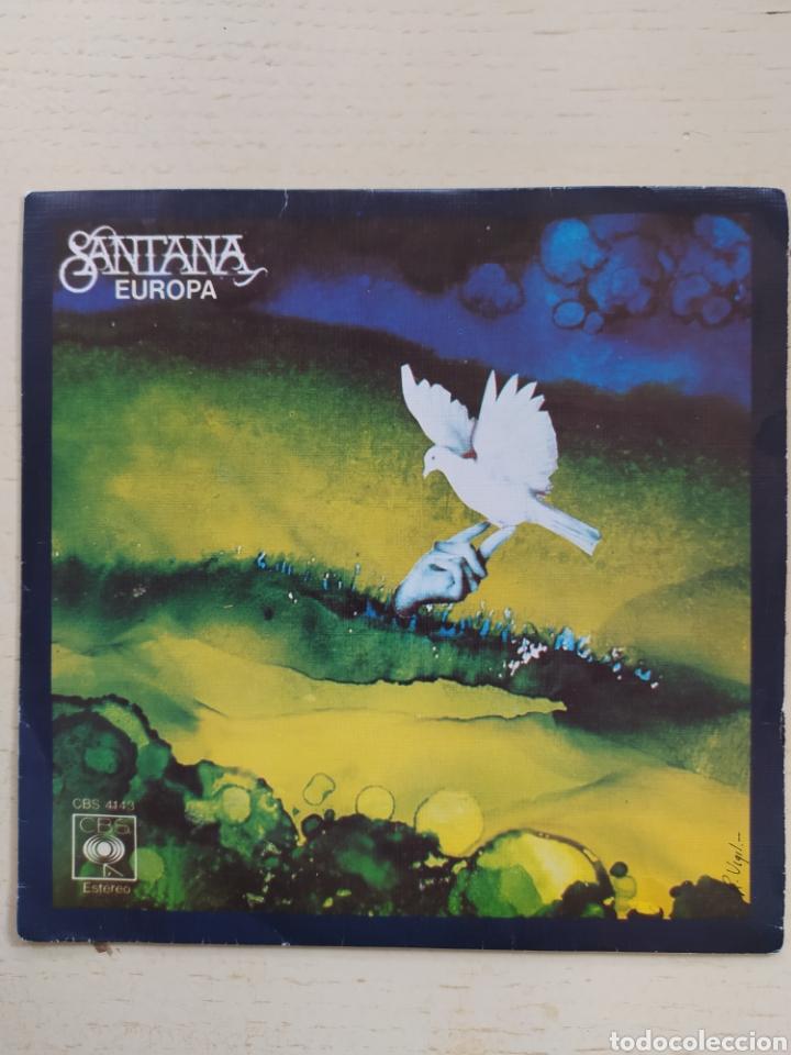 SINGLE SANTANA (Música - Discos - Singles Vinilo - Pop - Rock - Internacional de los 70)