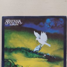 Discos de vinilo: SINGLE SANTANA. Lote 251154150
