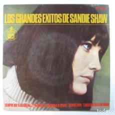 Discos de vinilo: EP SANDIE SHAW, LOS GRANDES ÉXITOS DE · SIEMPRE HAY ALGO QUE ME RECUERDA A TÍ + 3 (1965) (RARO). Lote 251156280
