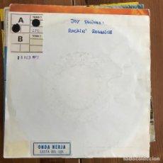 Discos de vinilo: JOY SALINAS - ROCKIN' ROMANCE - SINGLE BOY SPAIN 1991 - PROMO. Lote 251157360