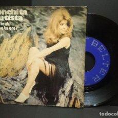 Discos de vinilo: CONCHITA BAUTISTA - TE DI TE DI / PORQUE TU ERES - SINGLE BELTER 1973 PEPETO. Lote 251171130