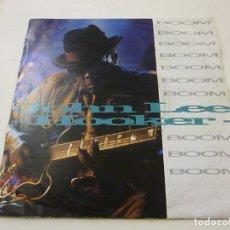 Discos de vinil: JOHN LEE HOOKER - BOOM BOOM - SINGLE - N. Lote 251214280