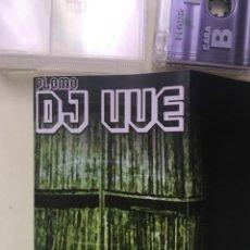 "Discos de vinilo: DJ UVE ""PLOMO"" - CASETE - HIP HOP 2002. Lote 251216755"