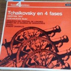 Discos de vinilo: *OBERTURA 1812 / CASCANUECES - TCHAIKOVSKY - LP AÑO 1964 - LEER DESCRIPCIÓN. Lote 251238275