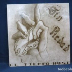 Discos de vinilo: EL TIEMPO HUYE - SIN PIEDAD - LP. Lote 251244665