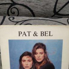 Discos de vinilo: PAT & BEL - WHITOUT YOU. Lote 251258745