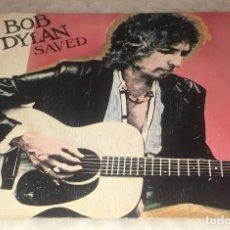 Disques de vinyle: SINGLE BOB DYLAN - SAVED - ARE YOU READY - CBS8743 -PEDIDOS MINIMO 7€. Lote 251261480