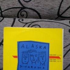 Discos de vinilo: ALASKA Y DINARAMA - BAILANDO. Lote 251267075