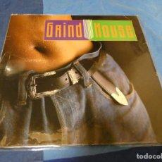 Discos de vinilo: LP RECOP 1987 DE LA DISCOGRAFICA DE MUSICA NEGRA GRIND: GRIND HOUSE. Lote 251300090