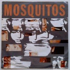 Discos de vinilo: MOSQUITOS – SOUL SURVIVOR / TAKE IT EASY GERMANY,1987 WEA. Lote 251322875
