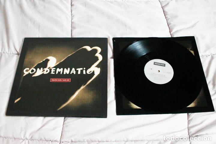DEPECHE MODE - CONDEMNATION - 1993 - ESPAÑA - NM-/NM- (Música - Discos - Singles Vinilo - Electrónica, Avantgarde y Experimental)