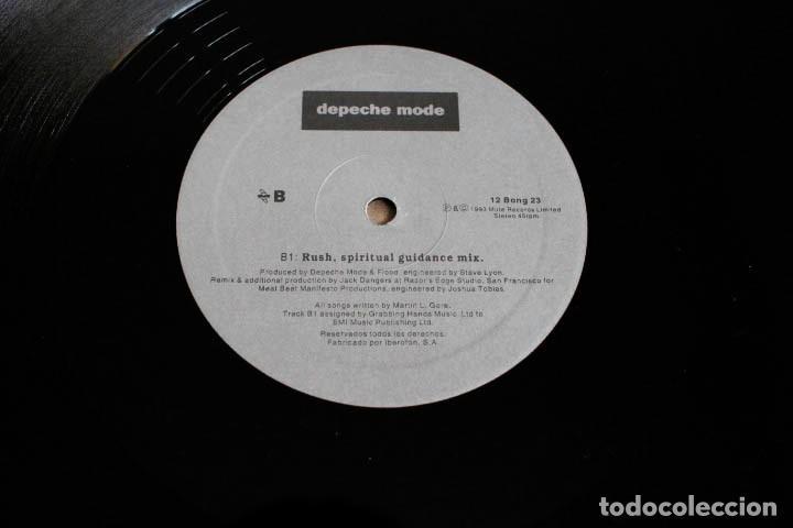 Discos de vinilo: DEPECHE MODE - CONDEMNATION - 1993 - ESPAÑA - NM-/NM- - Foto 3 - 251365990