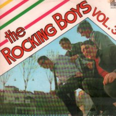 Discos de vinilo: THE ROCKING BOYS - VOLUMEN 3 / LP BELTER DE 1975 / MUY BUEN ESTADO RF-9388. Lote 251380430