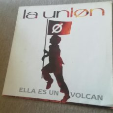 Discos de vinilo: LA UNIÓN-ELLA ES UN VOLCÁN. MAXI. Lote 251382005