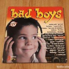 Discos de vinilo: BAD BOYS LP'S 2 & 3. Lote 251394395