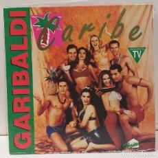 Discos de vinilo: GARIBALDI CARIBE LP 1994. Lote 251416655