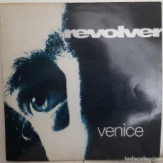 Discos de vinilo: MAXI / REVOLVER - VENICE, 1992 HUT RECORDINGS – HUTT 14 UK. Lote 251420025