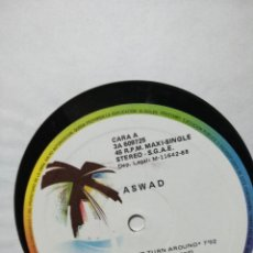 Discos de vinilo: ASWARD - DONT TURN AROUND. Lote 251420860