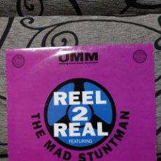 Discos de vinilo: REAL 2 REAL - RAISE YOUR HANDS. Lote 251424945